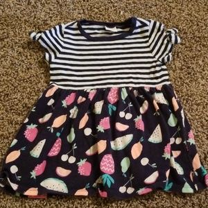 Girls 12-18M Dress